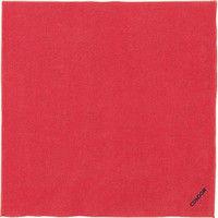 山崎産業 コンドル (雑巾)マイクロファイバークロス R(赤) C2984 1枚 303ー5247 (直送品)