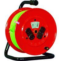 日動工業 電工ドラム 標準型100Vドラム 2芯 30m NR-304D 1台 125-5118 (直送品)