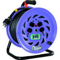 日動工業 電工ドラム 単相200Vドラム アース漏電しゃ断器付 30m NF-EB230-15A 1台 125-9814 (直送品)