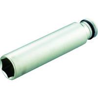 TONE(トネ) インパクト用超ロングソケット 24mm 4NV-24L150 1個 356-6820 (直送品)