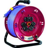 日動工業 電工ドラム マルチリール100V 2芯 20m NP-206D 1台 125-5100 (直送品)