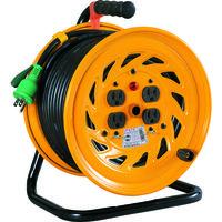 日動工業 電工ドラム 標準型100Vドラム アース付 50m NF-E54 1台 125-5649 (直送品)