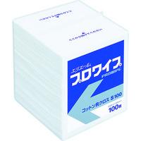 大王製紙 エリエール プロワイプ コットンRクロス S100 30パック入 623247 1ケース(3000枚) 335-2960 (直送品)