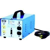 日動工業 日動 変圧器 降圧専用トラパック 2KVA TB200D 1台 274ー2209 (直送品)