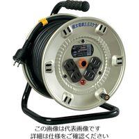 日動工業 日動 電工ドラム スタミナリール100V 2芯 20m NP204F 1台 125ー5151 (直送品)