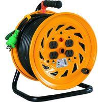 日動工業 日動 電工ドラム 標準型100Vドラム アース付 30m NFE34 1台 125ー5622 (直送品)