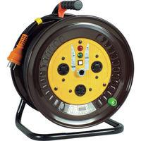 日動工業 日動 電工ドラム 三相200Vドラム アース付 20m NDE32020A 1台 125ー5819 (直送品)