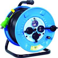 日動工業 日動 電工ドラム 防雨防塵型100Vドラム アース過負荷漏電しゃ断器 30m NPWEK33 1台 290ー2079 (直送品)