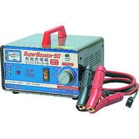 日動工業 日動 急速充電器 スーパーブースター50 50A 12V NB50 1台 333ー9149 (直送品)