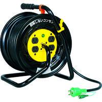 日動工業 日動 電工ドラム マジックリール 100V アース付 30m ZE34 1台 164ー5111 (直送品)