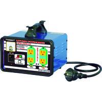 日動工業 日動 変圧器 降圧専用カセットコンセントトラパック 3KVA NTB300DCC 1台 337ー7342 (直送品)