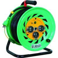 日動工業 日動 電工ドラム 防雨防塵型100Vドラム アース付 30m FWE33 1台 125ー5851 (直送品)