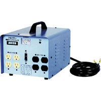 日動工業 変圧器 降圧専用トラパック 5KVA TB-500D 1台 274-2225 (直送品)