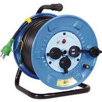日動工業 電工ドラム 防雨防塵型100Vドラム アース付 30m NPW-E33 1個 290-2052 (直送品)