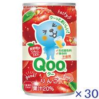 コカ・コーラ QOO りんご 160g 1箱(30缶入)