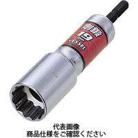 ベッセル ベッセル 深穴ソケットビットLA20 H24 LA202411 1個 310ー7205 (直送品)