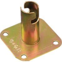 TAIYO(大洋製器工業) 固定ベース KB48.6 1個 296-5429 (直送品)
