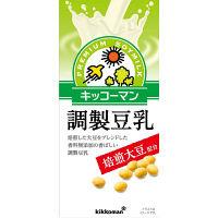 キッコーマン飲料 調製豆乳 焙煎大豆配合 1000ml 1箱(6本入)