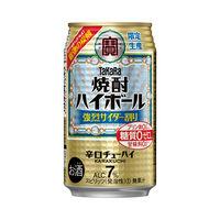 宝 焼酎ハイボール 強烈サイダー割り 350缶 24缶