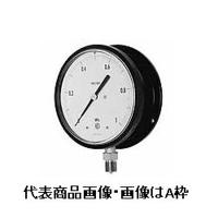 長野計器 JIS対応0.6(0.5)級圧力計 φ100 埋込形 1個 (直送品)