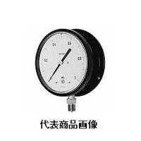 長野計器 JIS対応0.6(0.5)級圧力計 φ150 立形 1個 (直送品)