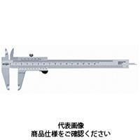 TESA スタンダード・ゲージ バーニア精密ステンレススチールノギス 20cm 0.05mm 1個 (直送品)