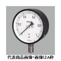 長野計器 普通形真空計(屋内・耐食用)φ60 埋込形 1個 (直送品)