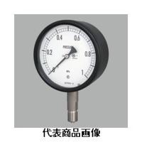 長野計器 密閉形圧力計(屋外・一般用)φ100 立形 1個 (直送品)