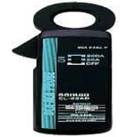 sanwa クランプセンサ 直流・交流 平均値方式 CL-22AD 1セット 三和電気計器 (直送品)