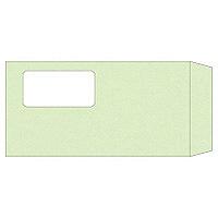 ヒサゴ 窓つき封筒ウグイス MF03 (取寄品)