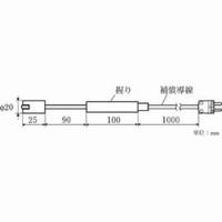 日置電機 表面形温度プローブ 9476-50 1個 (直送品)