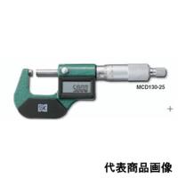 新潟精機 デジタル外側マイクロメータ MCD130-50 00151262 1個(直送品)