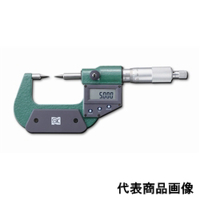 新潟精機 デジタルポイントマイクロメータ MCD232-25P 00152171 1個(直送品)