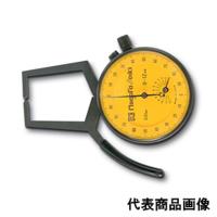 新潟精機 ダイヤルキャリパゲージ(外側) AO-2 1個 (直送品)