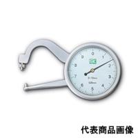 新潟精機 ダイヤルキャリパゲージ DCG-MA2 1個 (直送品)
