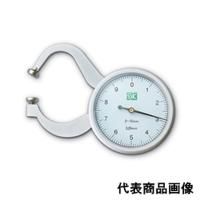 新潟精機 ダイヤルキャリパゲージ DCG-MG1 1個 (直送品)