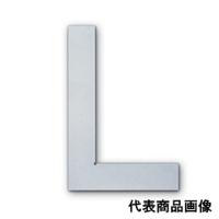 新潟精機 平形直角定規2級 JIS2級(非焼入) 100ミリ DD-S100 1個 (直送品)