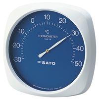 佐藤計量器製作所 「ファミリー」温度計 T-200 1本 (直送品)