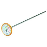 佐藤計量器製作所 バイメタル穀温計 フレコン用 1個 (直送品)