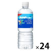 富士山のバナジウム天然水600ml24本