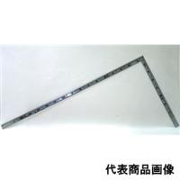 シンワ測定 曲尺 角厚シルバー 1尺5寸/50cm 併用目盛鶴亀 1個 (直送品)