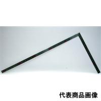 シンワ測定 曲尺 角厚ステン 50cm 表裏同目蛍光 1個 (直送品)