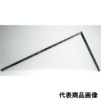 シンワ測定 曲尺 高級角厚シルバー 1尺6寸 裏面角目匠甚五郎しなやか 1個 (直送品)