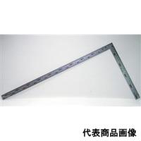 シンワ測定 曲尺 厚手広巾シルバー 50cm 表裏同目 マグネット付 1個 (直送品)