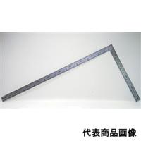 シンワ測定 曲尺 広ピタシルバー 50cm 表裏同目 1個 (直送品)