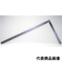 シンワ測定 曲尺 広ピタシルバー 1尺6寸 表裏同目 1個 (直送品)