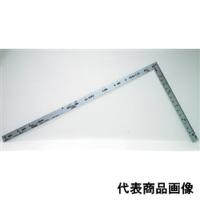シンワ測定 曲尺 ツーバイフォーシルバー 2×4/50cm 併用目盛 1個 (直送品)
