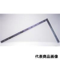 シンワ測定 曲尺 ツーバイフォーシルバー 2×4/1尺5寸 併用目盛 1個 (直送品)