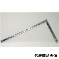 シンワ測定 曲尺 巻金シルバー 1尺 裏面角目 1個 (直送品)