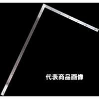 シンワ測定 曲尺 大金ステン 1m×60cm 表裏同目 1個 (直送品)